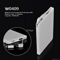 Slim Cable Portable Battery Charger