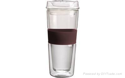Glass mug 2