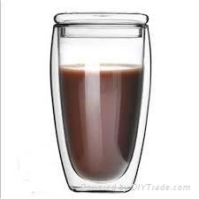 Glass mug 1
