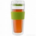 Glass mug 4