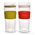 Glass mug 5