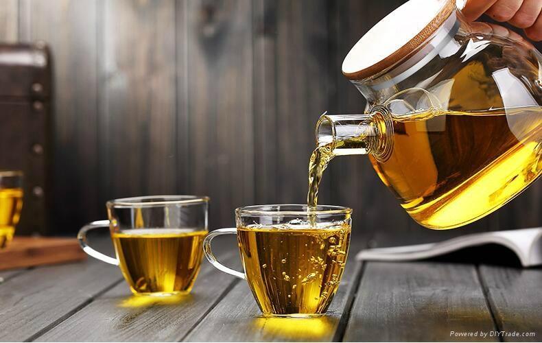 large capacity glass teapot 4
