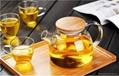 large capacity glass teapot 5