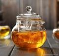 225ml glass teapot 2