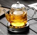 Flower glass teapot 3