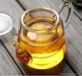 Flower glass teapot 4