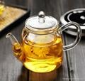 Flower glass teapot 5