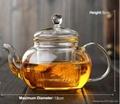heat resistant glass teapot 3