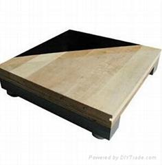 俄勒冈松专用防潮舞台地板