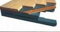 SS结构双层龙骨防潮体育木地板 2