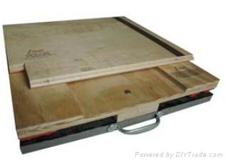 APP结构防潮体育场馆木地板 1