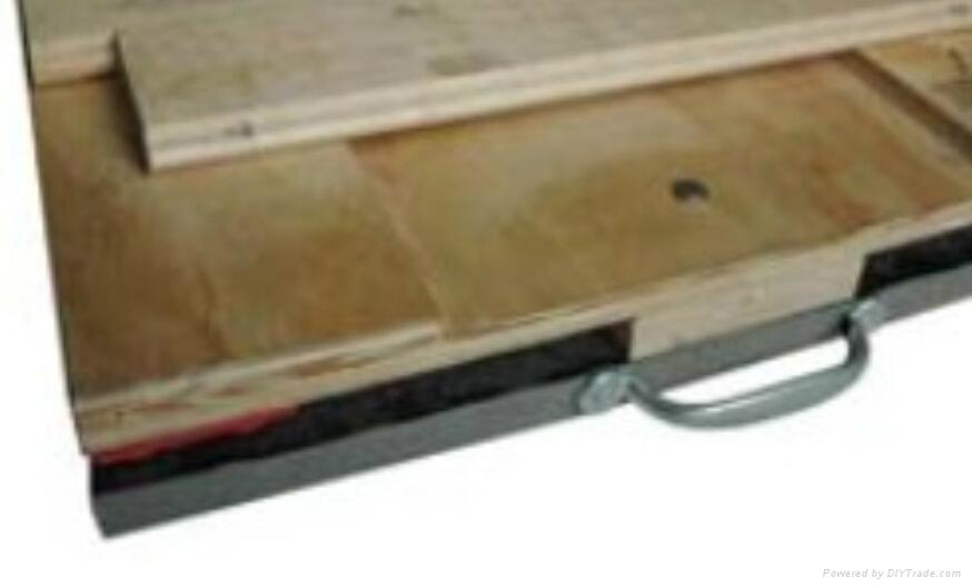 APP结构防潮体育场馆木地板 2