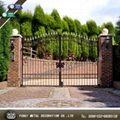 High Quality and Elegant wrought iron gate 3