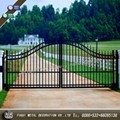 High Quality and Elegant wrought iron gate 5