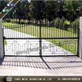 High quality wrought iron gate main swinging gate 2