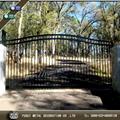High quality wrought iron gate main swinging gate 3