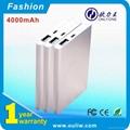New Backup Power Bank charger-4000mAh