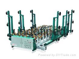全自動數控玻璃切割機 2