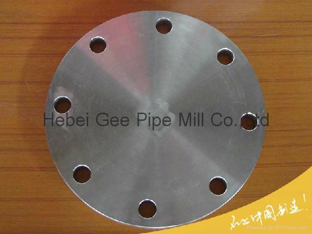 Carbon steel forged flange 3