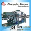 Black Waste Engine Oil Treatment Machine