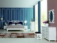 Bedroom  (High gloss white )