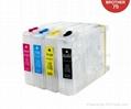 兼容 兄弟 MFC-J5910DW 5910DW打印机填充墨盒LC450墨盒 1