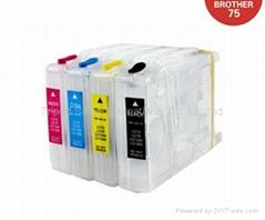 兼容 兄弟 MFC-J5910DW 5910DW打印机填充墨盒LC450墨盒