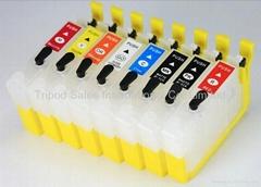 兼容愛普生 R2000 墨盒 打印機墨盒 T1590 填充墨盒