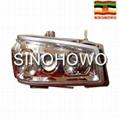Original Truck Spare Parts Head Lamp