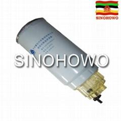Fuel Filter  VG1540080311 CHINA Original Truck Engine Parts  For Sale
