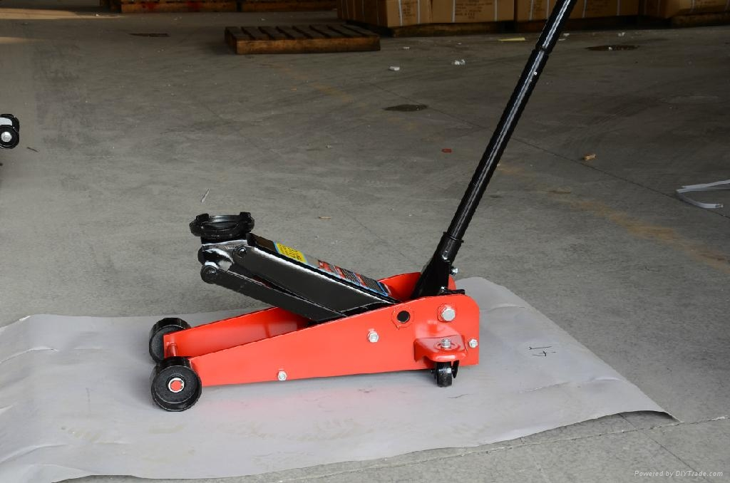 4ton Hydraulic floor jack  car jack  1