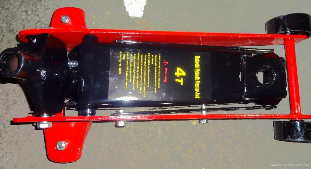 4ton Hydraulic floor jack  car jack  2