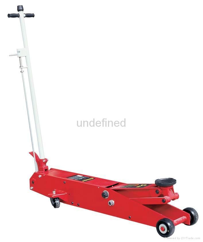 5ton Hydraulic floor jack  long jack  1