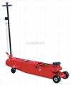 10ton Hydraulic floor jack; long floor
