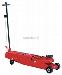 10ton Hydraulic floor jack; long floor jack