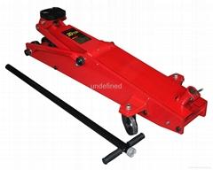 20ton Hydraulic floor jack; long floor jack
