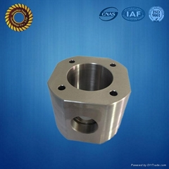 stainless steel parts cnc machining prototype