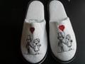 绣花拖鞋 1