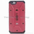 urban Armor TPU phone case with screen protector for Iphone 6 6 Plus 7 7plus 3