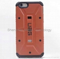 urban Armor TPU phone case with screen protector for Iphone 6 6 Plus 7 7plus 5