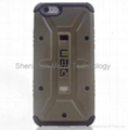 urban Armor TPU phone case with screen protector for Iphone 6 6 Plus 7 7plus 7