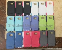 Samsung S6 otterbox commuter TPU phone protective case