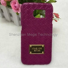 Samsung S6 New Michael Kors MK Woven phone protective case