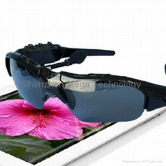 Sport Sunglass Wireless Bluetooth Stereo headset sunglass