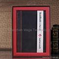 ipad mini Bookbook PU Stand wallet