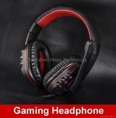 High Quality earphone Surround Gaming Headset Stereo Gaming earphone headphone