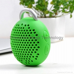 Remax Mini Style Wireless Dragonball Bluetooth Speaker with a Lock Buckle