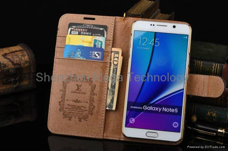 Louis Vuitton Iphone  Wallet Case