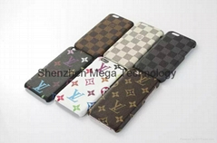 Amazing LV, Guccii back hard phone case cover for iphone X 7 7plus 8 8plus