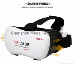 3D movie VR case virtual reality glasses